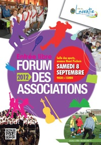 Forum des associations 2012 Laventie