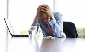 Travail - stress et depression