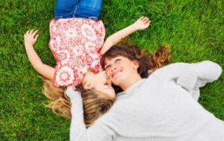 relaxation active - parent enfant
