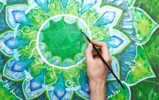Mandala et coloriage