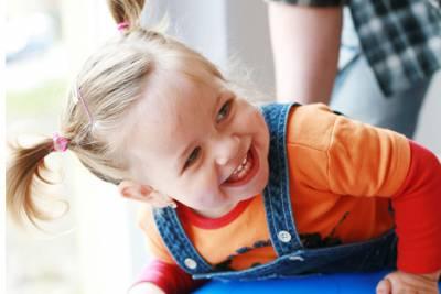 L'enfant et son corps - la confiance en soi
