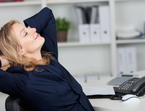 Se détendre : reflex ou technique ?