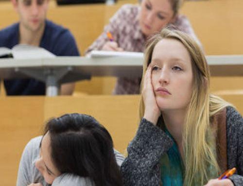 Manque de sommeil des étudiants et lycéens : un constat alarmant