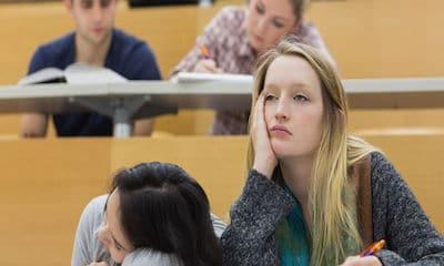 Manque de sommeil des etudiants