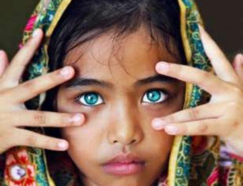 Le regard : pourquoi je ne médite pas les yeux fermés