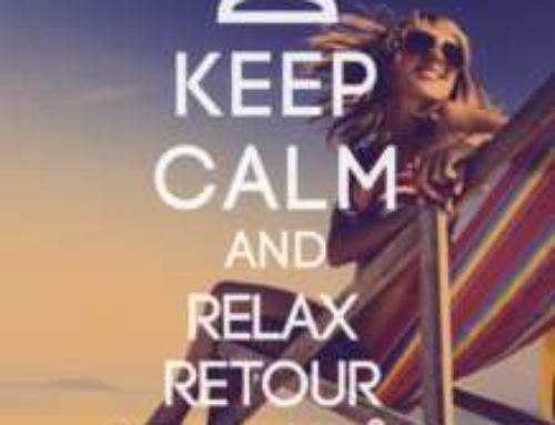 Quelques jours de vacances !