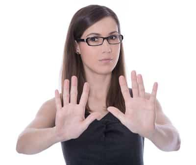 5 choses auxquelles il faut apprendre à dire non pour s'affirmer
