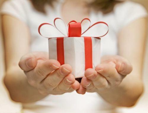 Joyeux Noël à tous ! Mon cadeau est sous le sapin