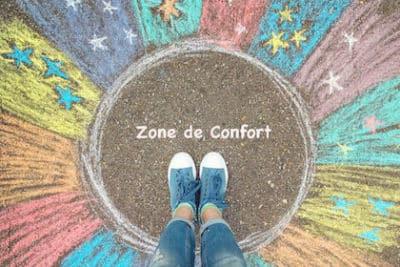 zone de confort - sortir de sa zone de confort