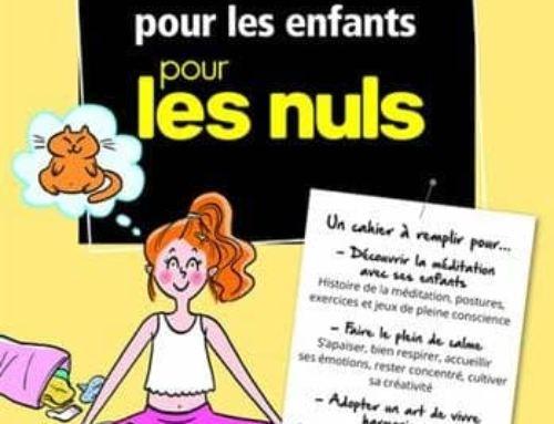 Cahier de méditation pour les enfants – Nathalie SAULNIER