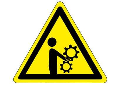 Harcèlement au travail machine à broyer