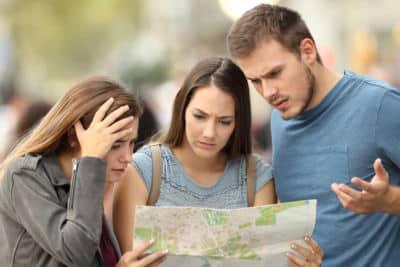 Exercice de sophrologie : la carte et le territoire