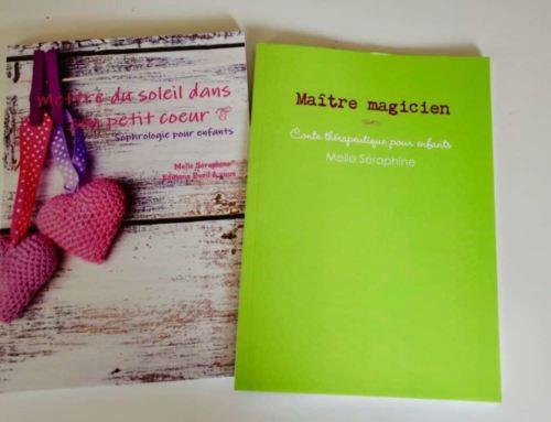 Contes Thérapeutiques et sophrologie pour enfants par Melle Séraphine