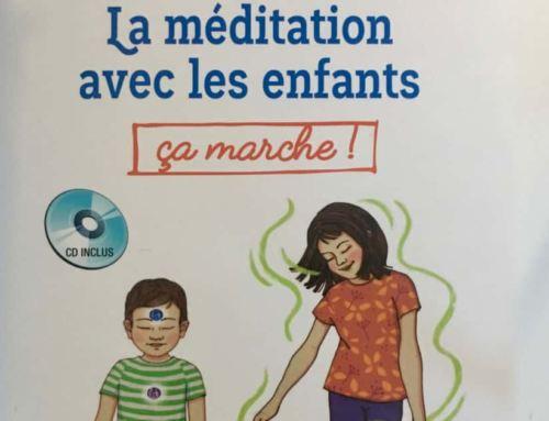 La méditation avec les enfants ça marche ! – Candice Marro