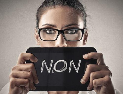 Apprendre à dire non : se faire entendre sans équivoque