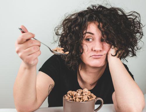 Exercices de visualisation 2/3 : modérer l'appétit et les fringales