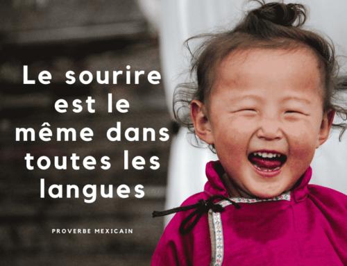 Méditation du vendredi – Le sourire