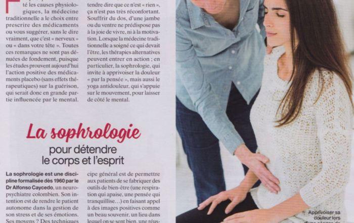 Article Maxi Magazine - douleur