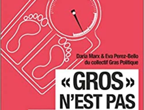 « Gros » n'est pas un gros mot – Daria Marx et Eva Perez-Bello