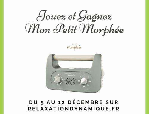 Jeu concours – Mon Petit Morphée